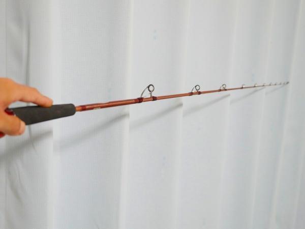 船小物釣り用の竿