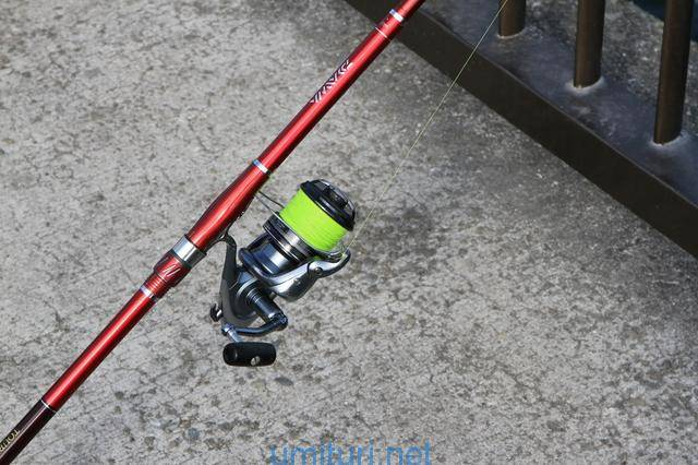 ブッコミ釣り