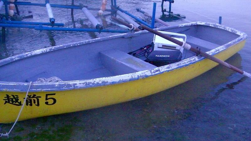 釣具屋さんのレンタルボートは経済的!たまには手漕ぎボートで海釣りする