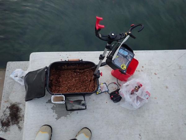 フカセ釣り道具