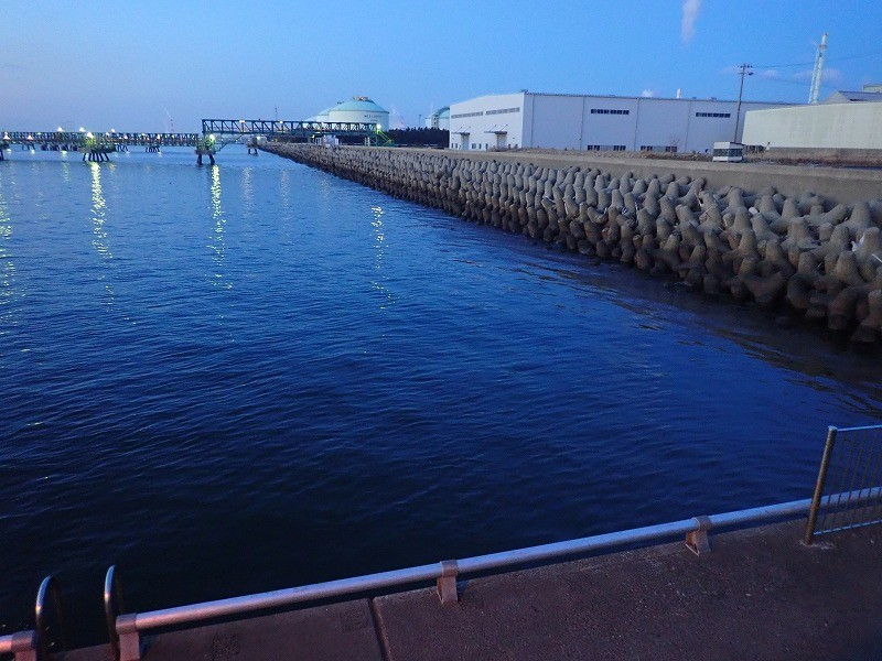 三重県四日市「霞ふ頭」海釣り施設の詳細と釣れる魚色々