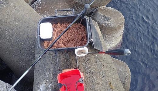 チヌ(クロダイ)のウキフカセ釣りに必要な道具・あった便利な釣り具