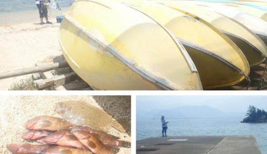 敦賀民宿とねでレンタルボート釣り!ポイント多くて魚影濃いエリア