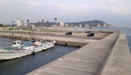 内海新港の釣り場紹介!知多半島でのキス・チヌ・アオリイカの実績場