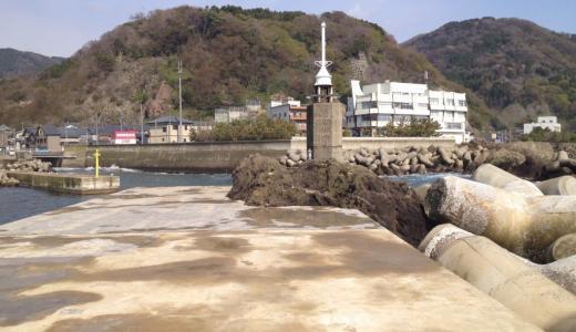 越前「梅浦漁港」は移動に一癖あるが釣り魚豊富な釣り場
