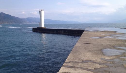 越前海岸の釣り場「甲楽城漁港(かぶらき)」の詳細と釣れる魚