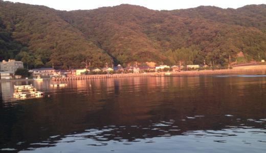 福井県【神子漁港】の釣り場|水深があって大物も狙える