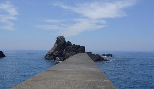 越前海岸【高佐漁港】は素人向けではないがよく釣れる釣り場