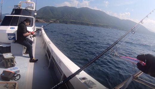 福井近海トップのヒラマサ釣りで惨敗…原因とリベンジに生かす考察