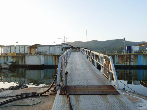 メガフロート桟橋
